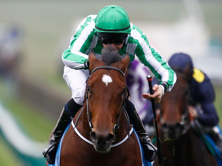 War Command: Value at 9/1 to win the Guineas