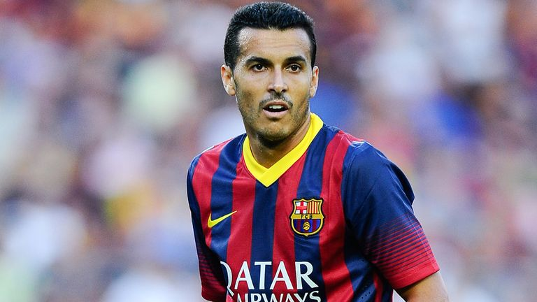 Pedro: Believes Barcelona have not been as badly as many claim