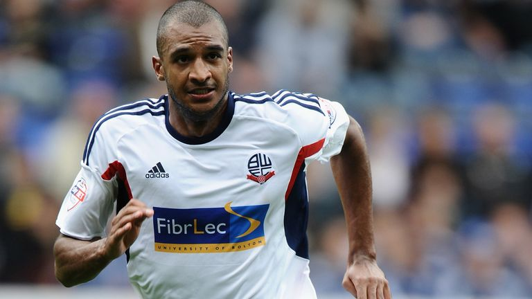 David Ngog: French striker has moved to Swansea from Bolton for the rest of the season.