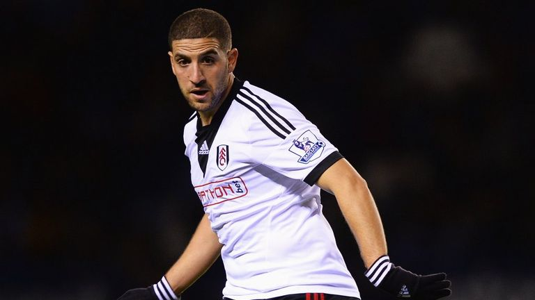 Adel Taarabt: Eager to impress at AC Milan