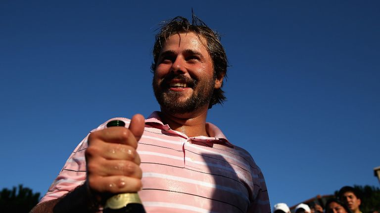 Victor Dubuisson: Augusta beckons up and coming French star