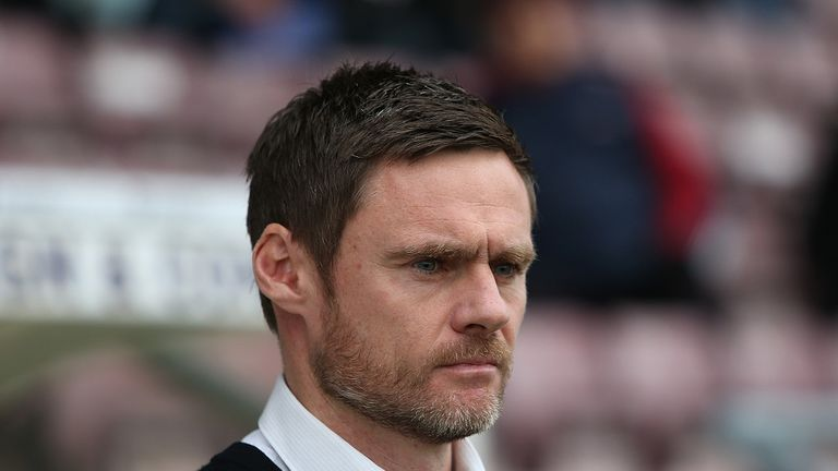 Graham Alexander: Fuming after loss