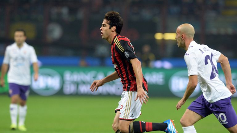 Kaka: Can Milan turn the corner with win over Celtic?