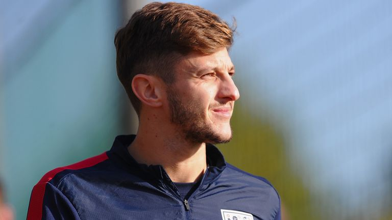 Adam Lallana: Starting for England against Chile