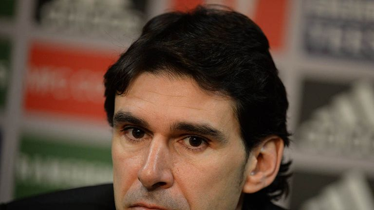 Aitor Karanka: Nervous after late drama at the Riverside