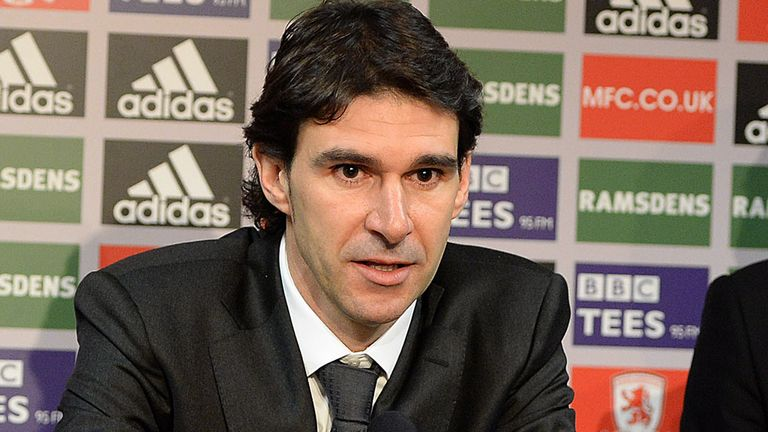 Aitor Karanka: Was happy with his side's response to the red card