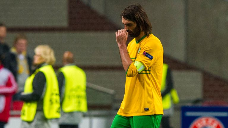 Georgios Samaras: Has been at Celtic since 2008