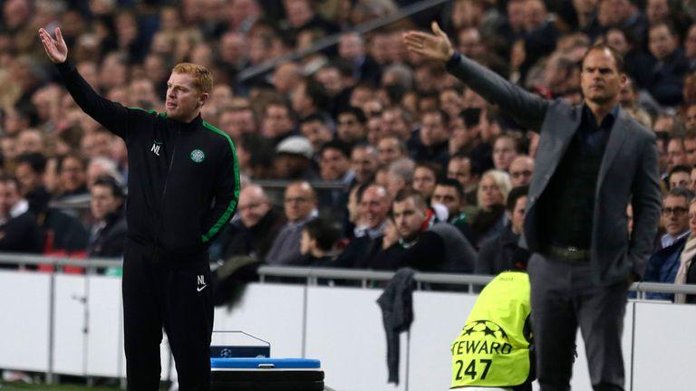 Frank de Boer: Saw Ajax beat Neil Lennon's side