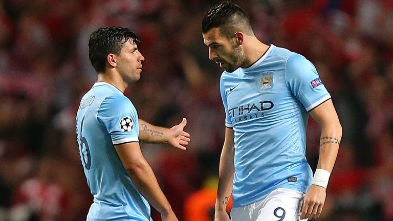 Sergio Aguero & Alvaro Negredo: A fearsome strike pairing