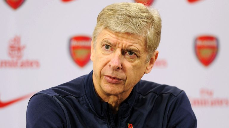 Arsene Wenger: Expects the ref to get it right on Sunday