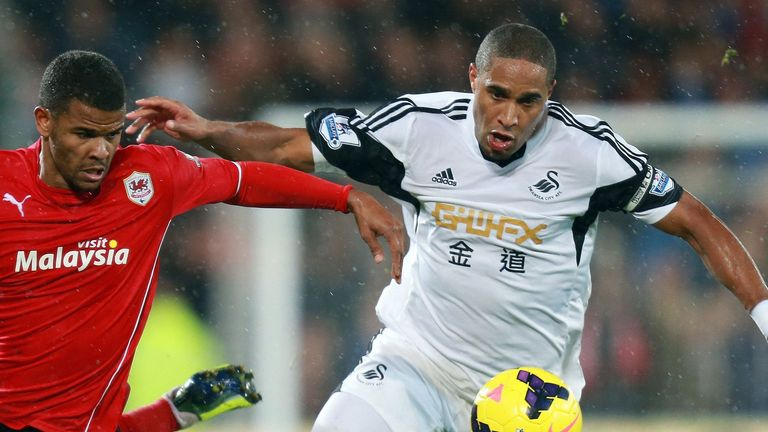 Ashley Williams: Disappointed with Swansea's display