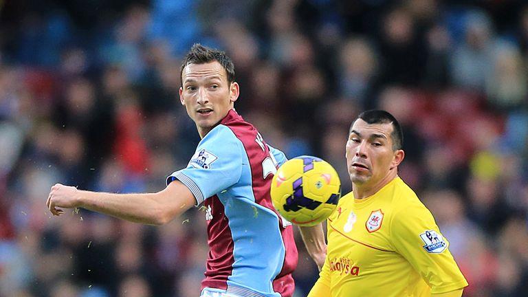 Libor Kozak: Praised by Gabriel Agbonlahor for impact made at Aston Villa