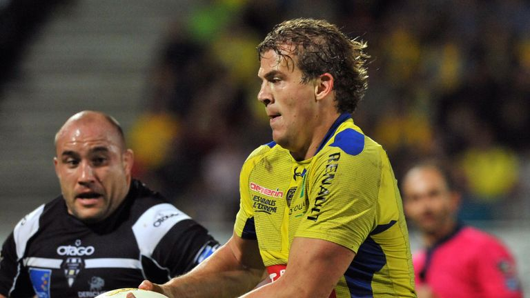 Aurelien Rougerie: Clermont skipper ruled out of Saturday's clash with Saracens
