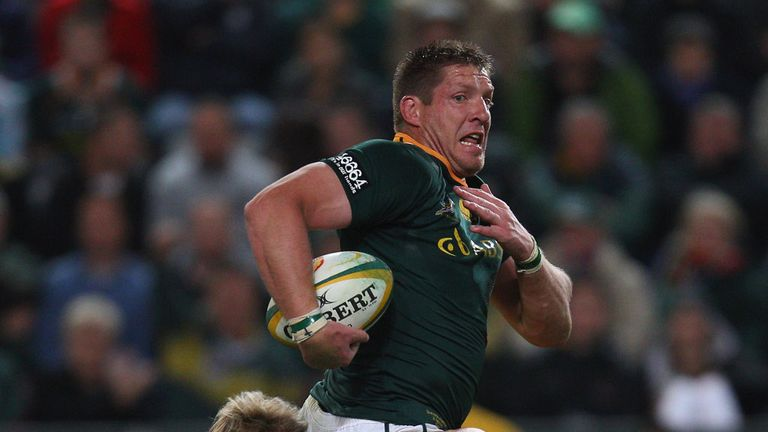 Bakkies Botha: Back after two years in the international wilderness
