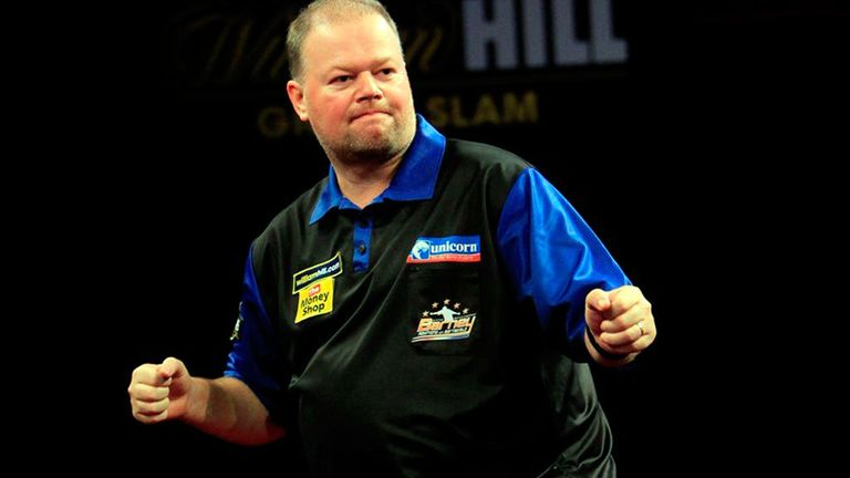 Raymond van Barneveld: Dutchman defending title and in hopeful mood