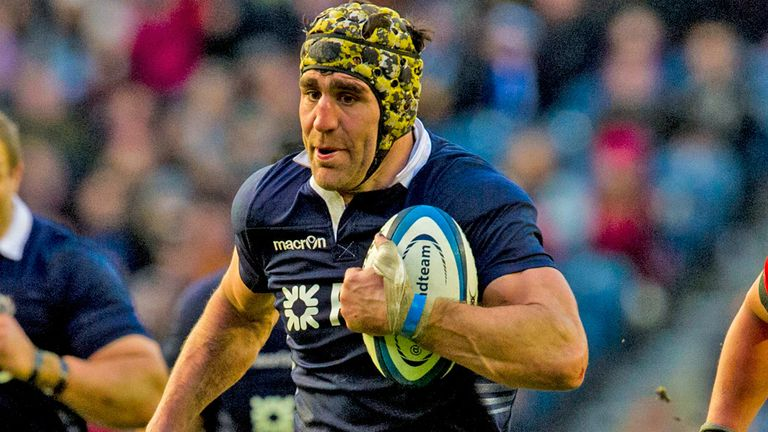 Kelly Brown: Skipper returns to Scotland pack