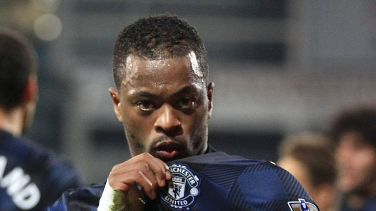 Patrice Evra: Confident Manchester United can challenge for the title