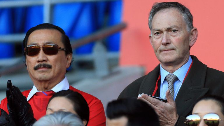 Richard Scudamore: Issues with FFP