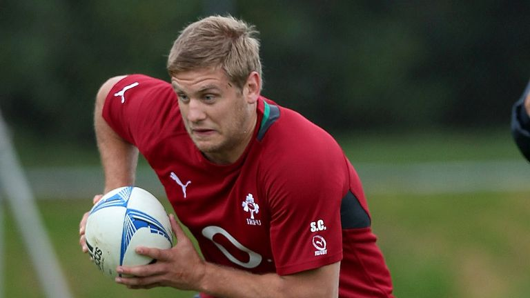 Chris Henry: Looking to help Ireland beat Wales