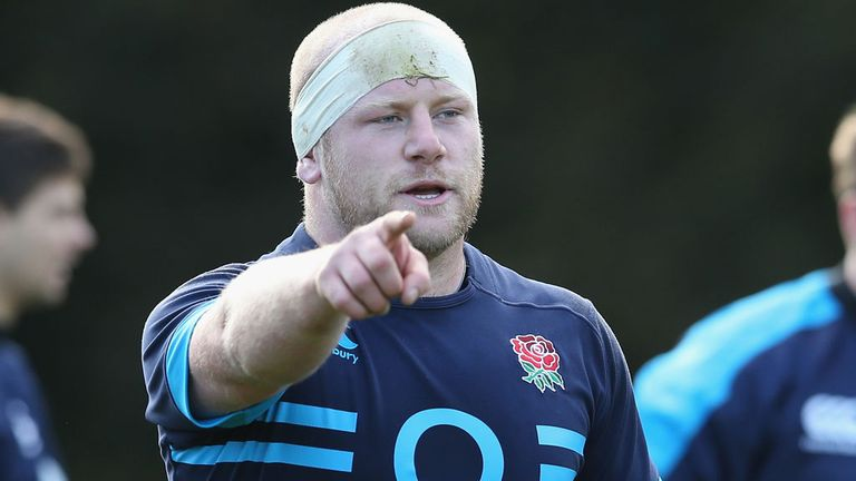 Dan Cole: Set for recall to England starting line-up