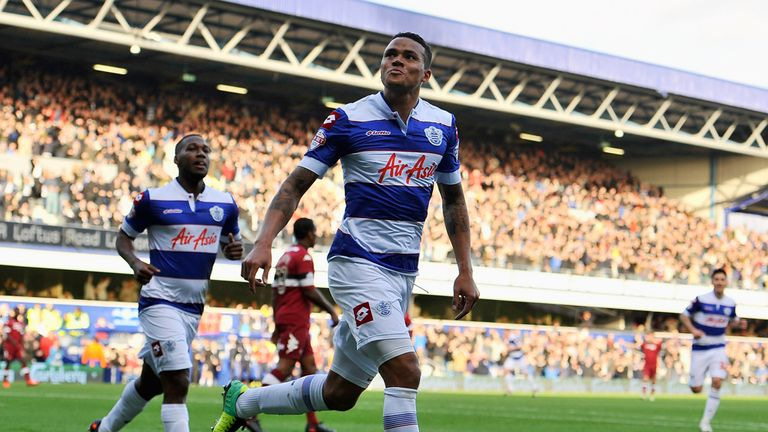 Jermaine Jenas: Eyeing a new contract at Queens Park Rangers