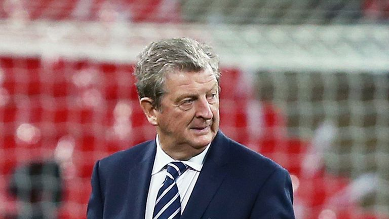Roy Hodgson: Keen for England to show their class
