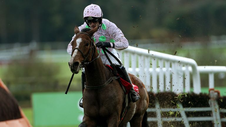 Faugheen: Remains in the Neptune and the Albert Bartlett