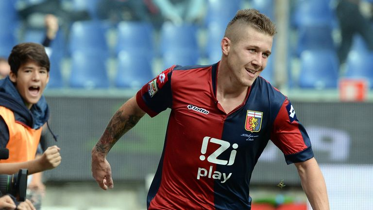Juraj Kucka: Suffered a knee injury at Cagliari