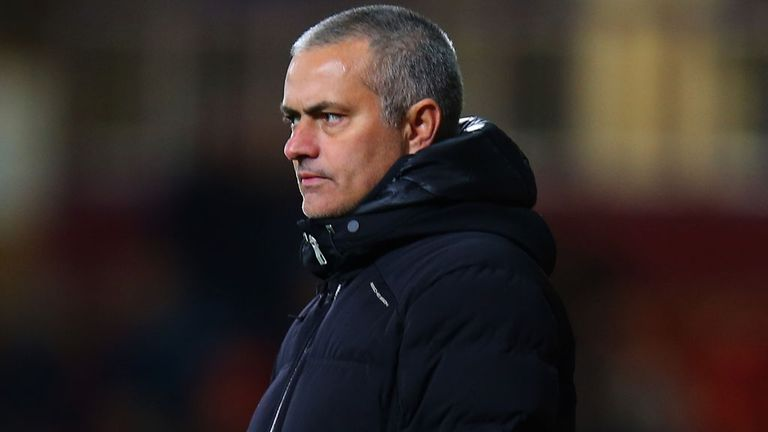 Jose Mourinho: Enjoys busy Christmas period but would love one less important game