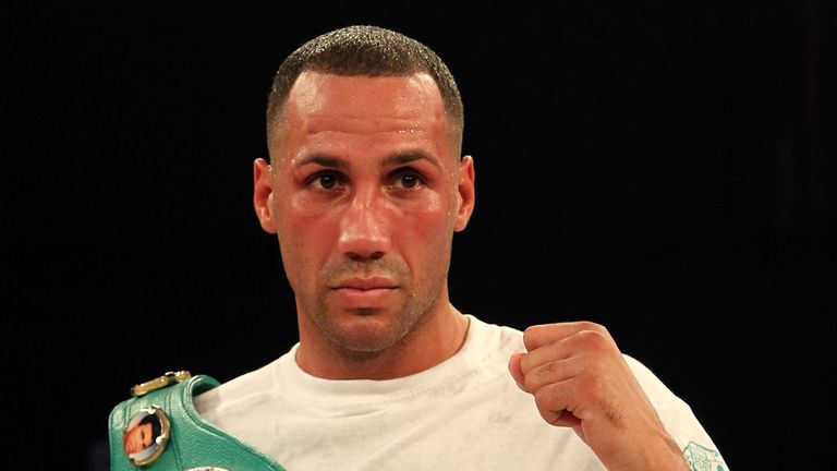 James DeGale: Closing on a world title shot