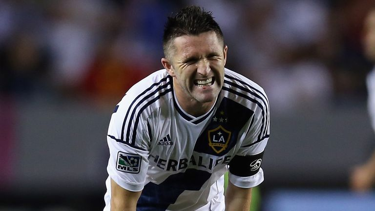 Robbie Keane: New Galaxy deal at age of 33