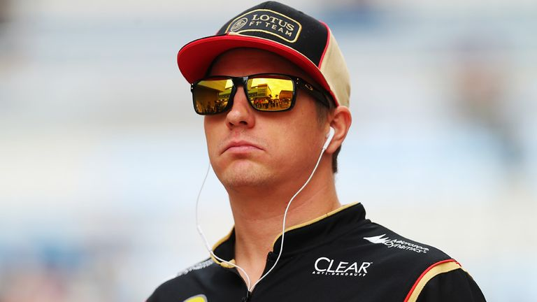 Kimi Raikkonen has had successful back surgery