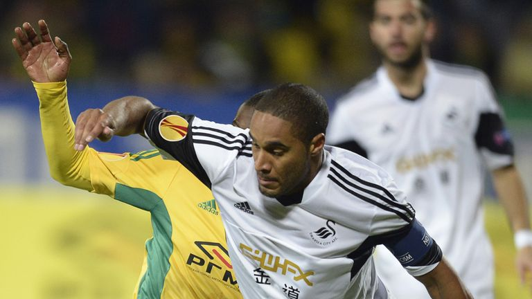 Ashley Williams: Swansea's skipper is concerned by his side's current form