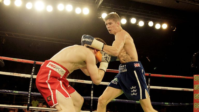 Luke Campbell: Fine start to professional career