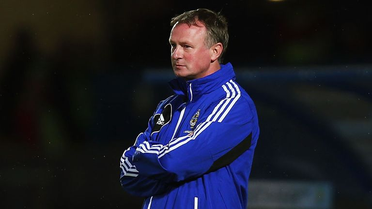 Michael O'Neill: Another disappointment for the Northern Ireland manager