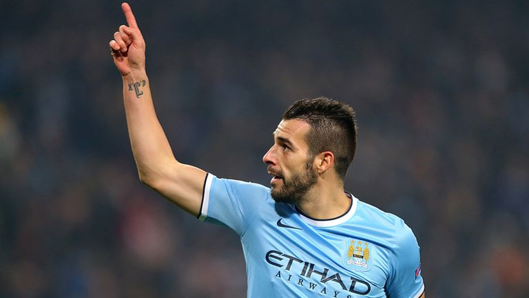 Negredo: burly but has a great touch, says Jeff