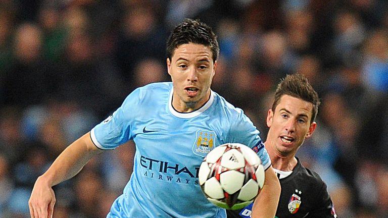 Samir Nasri: Knows Manchester City must improve their away form