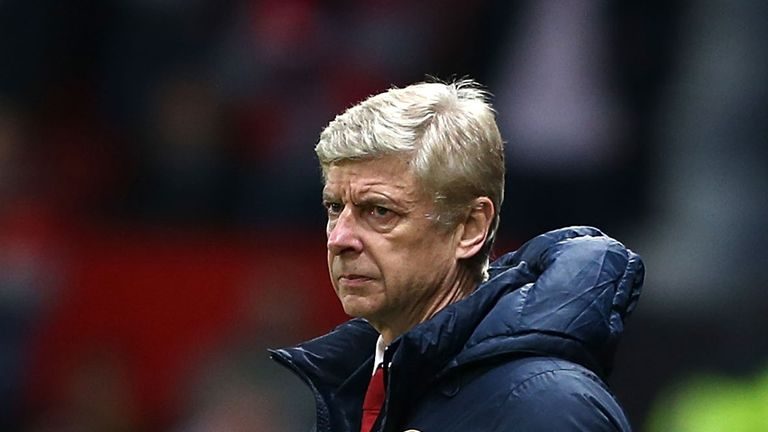 Arsene Wenger: Still hungry for success