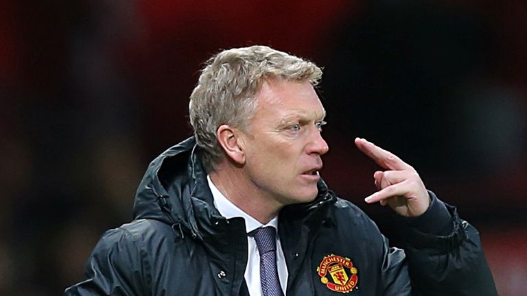 David Moyes: Confident Manchester United can keep improving