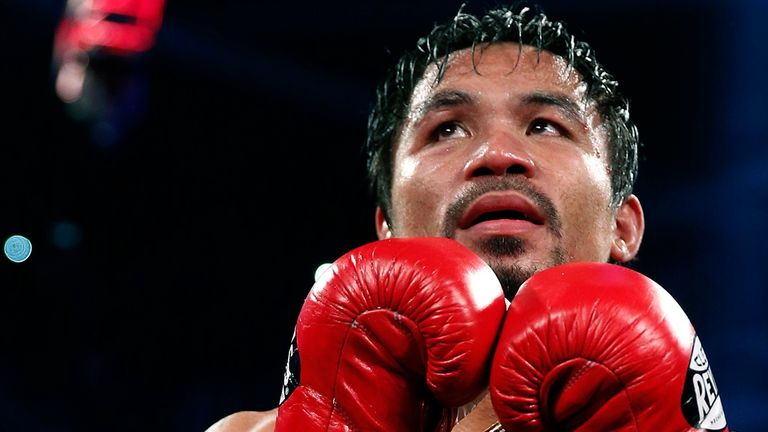 Manny Pacquiao: Favouring rematch with Bradley