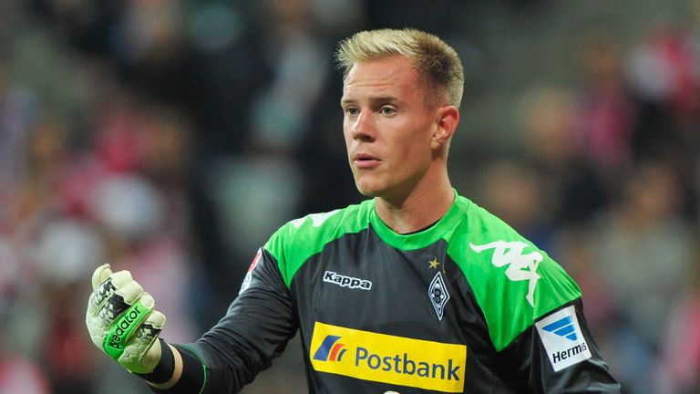 Marc-Andre ter Stegen: Has rejected a new contract