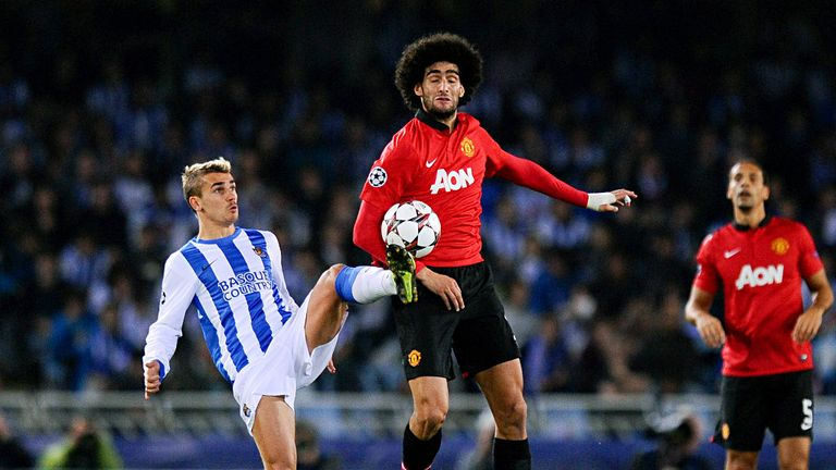 Real Sociedad: Face Real Madrid after draw with Manchester United
