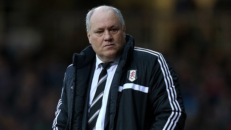 Martin Jol: Under immense pressure at Fulham