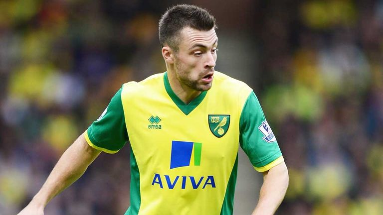 Russell Martin: Norwich captain blames loss of identity for struggles