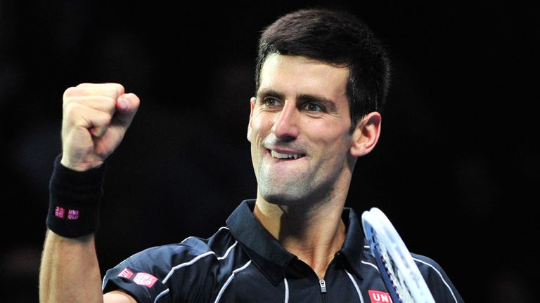 Djokovic: 21-match winning streak