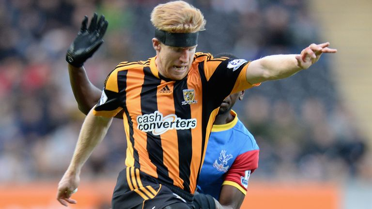 Paul McShane: Has made 13 appearances for Hull this season