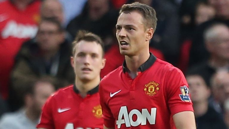 Jonny Evans: Manchester United defender focused on Sunderland semi