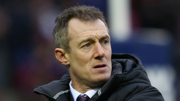 Rob Howley: Hopeful Wales can defeat South Africa for the first time since 1999
