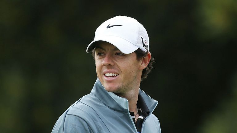 Rory McIlroy adopting a new patient approach