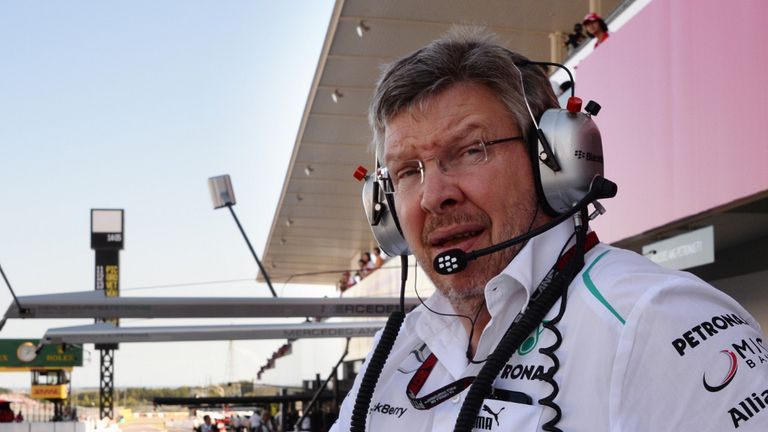 Ross Brawn: Visited Ferrari this week